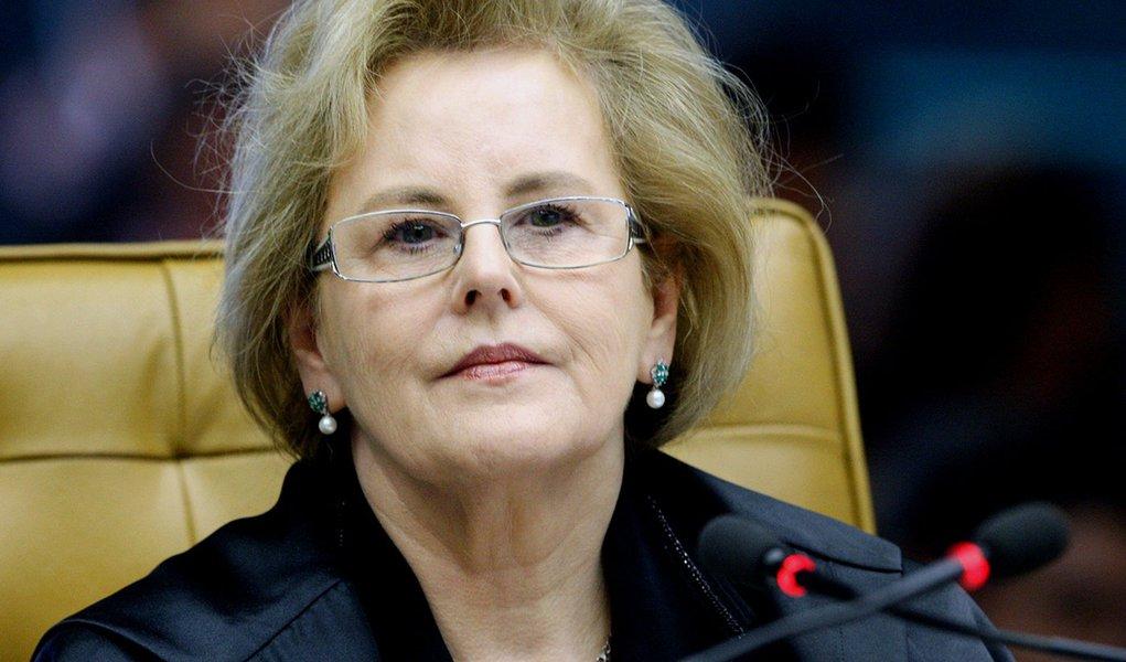 O primeiro voto de Dilma no mensalão?