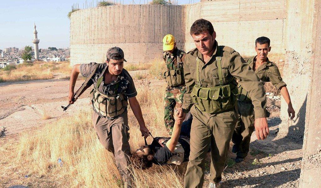 Massacre mata mais 370 na Síria