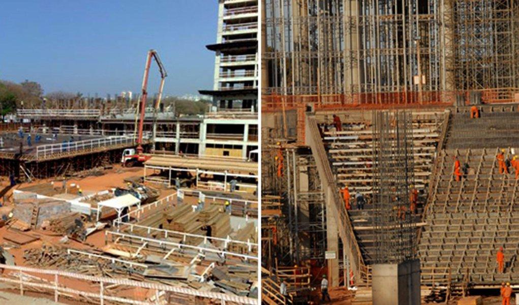 Construção Civil do DF teve 48 acidentes em 2012
