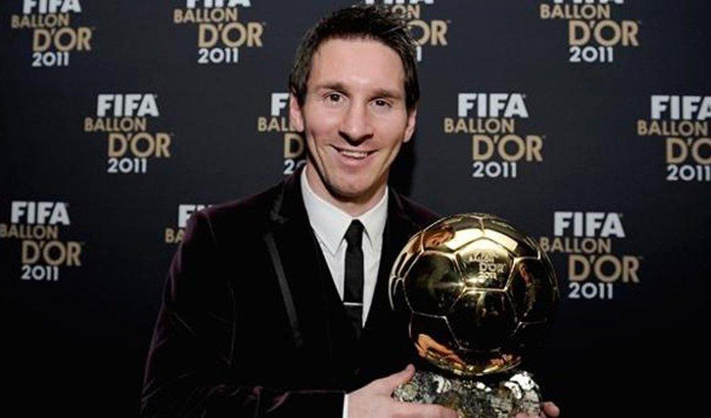 Bola de Ouro: Fifa deve anunciar candidatos dia 29 de novembro