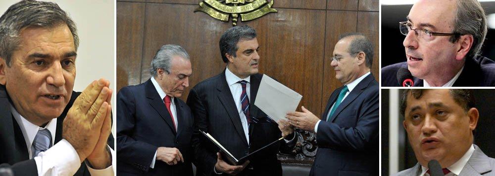 Carvalho minimiza impasse com PMDB sobre plebiscito
