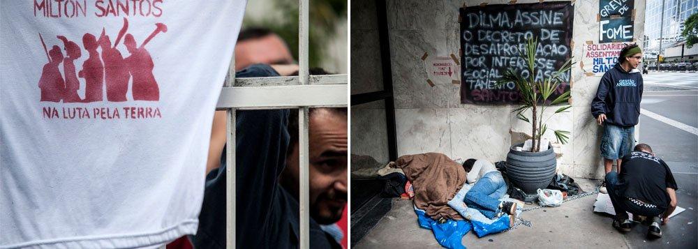 Justiça adia saída de famílias do assentamento Milton Santos