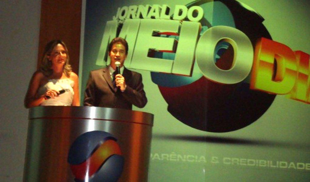 Jornal do Meio Dia é líder de audiência em Goiás
