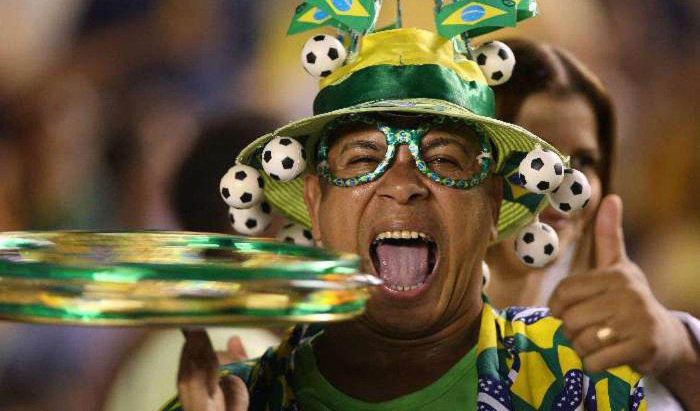 Começa venda de ingressos para amistoso com a África do Sul