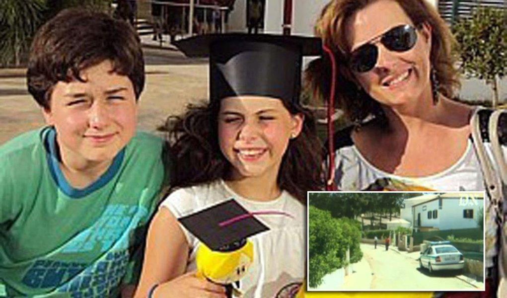Mãe brasileira ateou fogo em casa e matou filhos