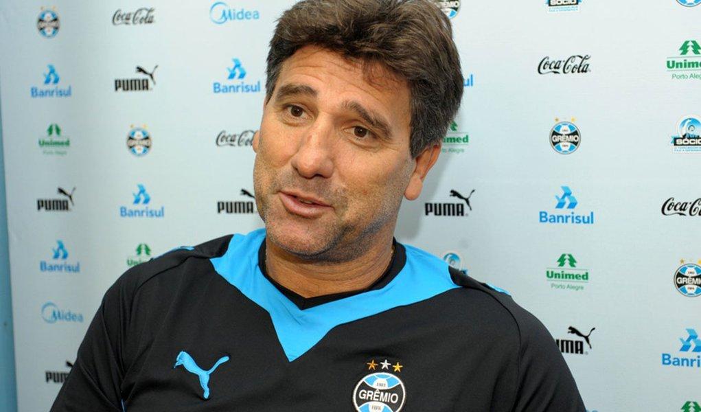 Grêmio anuncia Renato Gaúcho como treinador