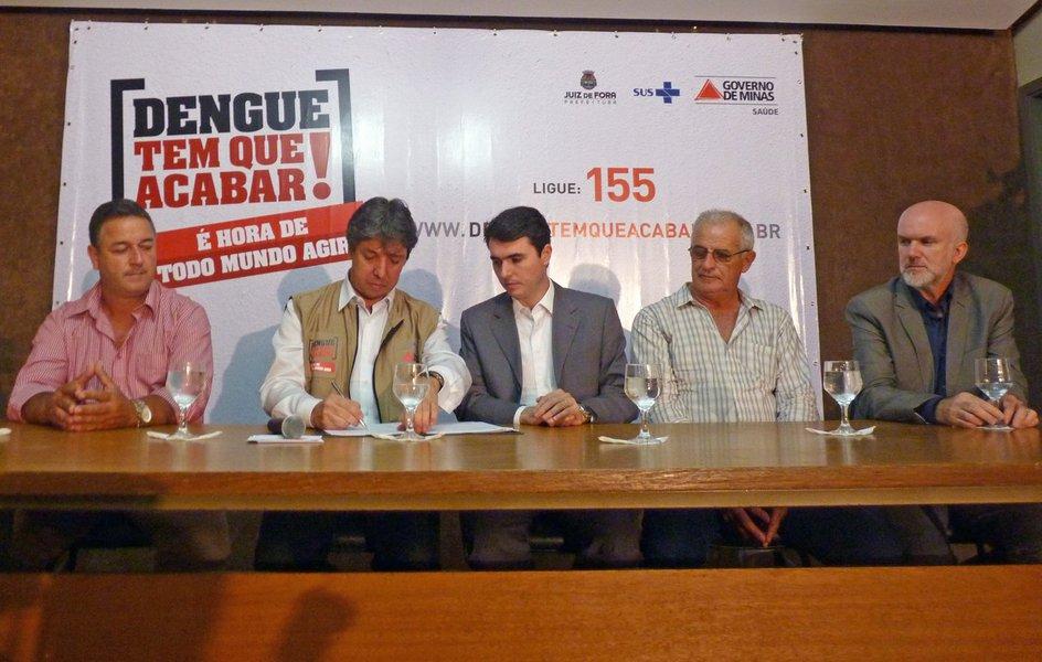 Juiz de Fora terá R$ 800 mil contra a dengue