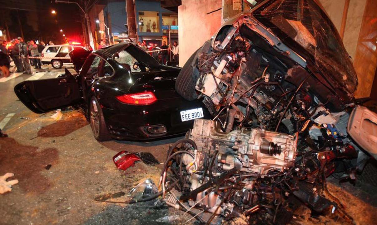 MP: homicídio de advogada por Porsche foi doloso