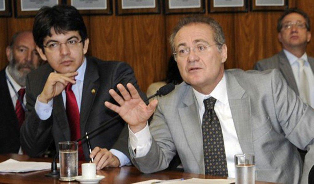 Renan ajudou a melar a CPI do Cachoeira, diz Randolfe