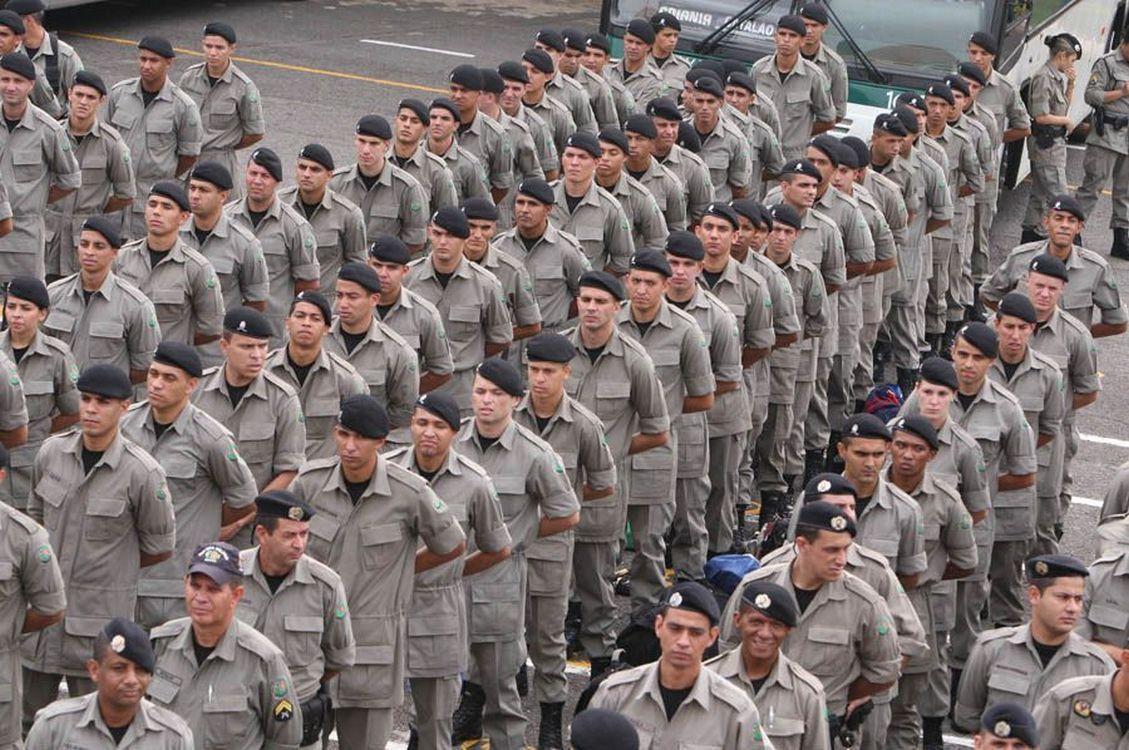 Provas do concurso para soldado da PM são neste domingo