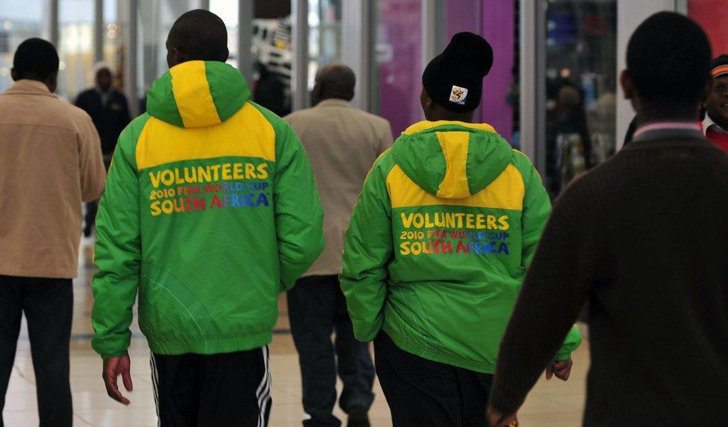 Programa de voluntários recebe 37 mil inscrições em 24 horas