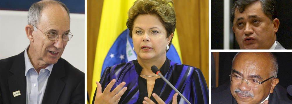 PT rebate em peso nota do PSDB contra Dilma