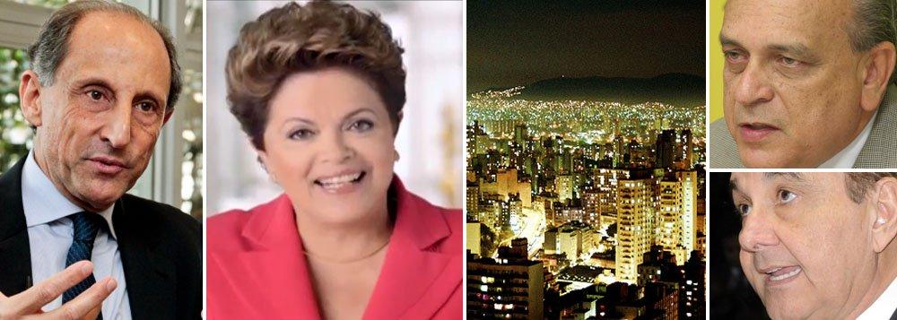 Empresários reagem a políticos e apoiam Dilma