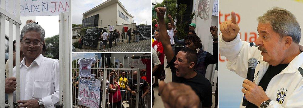 "Okamotto ao 247: ""Tiroteio contra Lula vai continuar"""