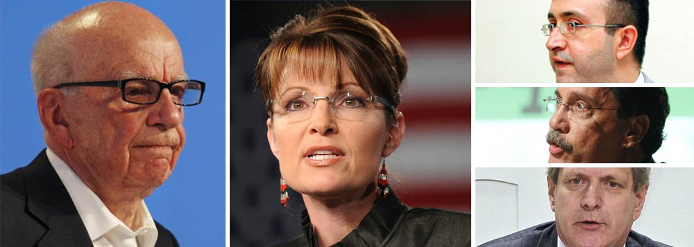 Fox demite Sarah Palin. A onda chega ao Brasil?