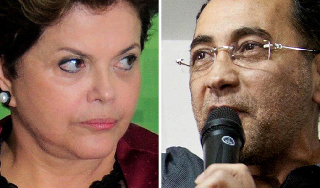 """João Paulo faz """"contrabando"""" do apoio de Dilma"""