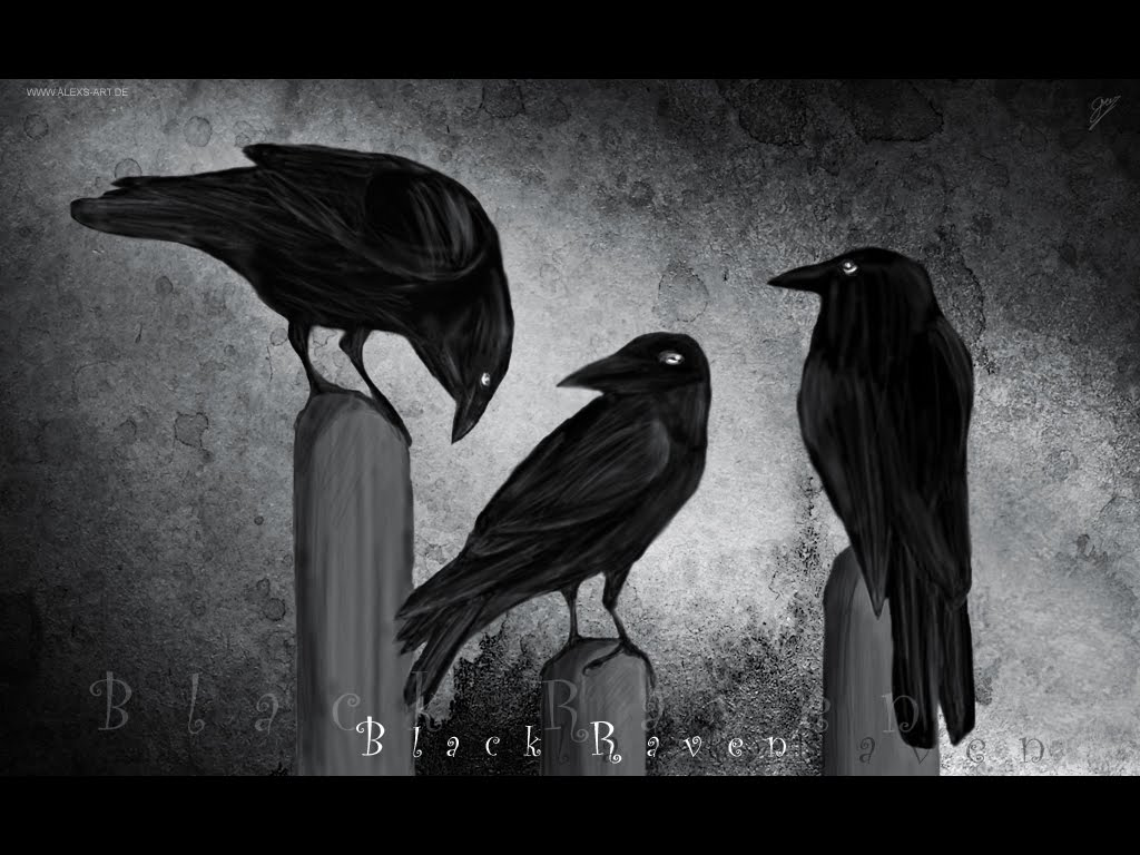 Os corvos, do contra, gritam. Ficarão para trás?