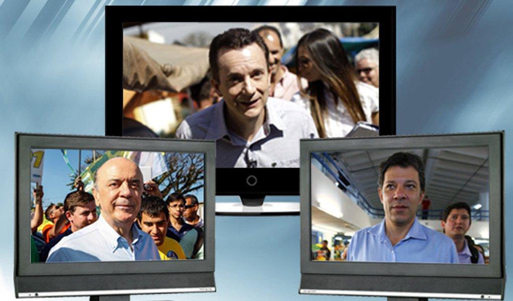 Ainda há tempo para virar o jogo eleitoral na TV?