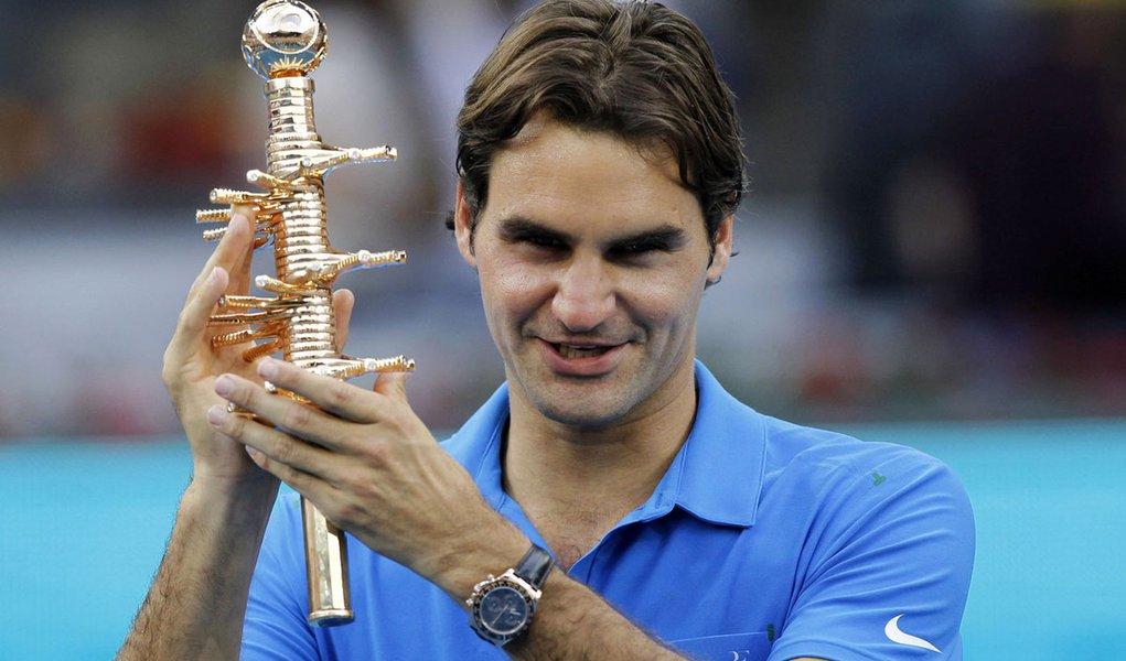 Tri em Madri, Federer é o novo número 2 do mundo
