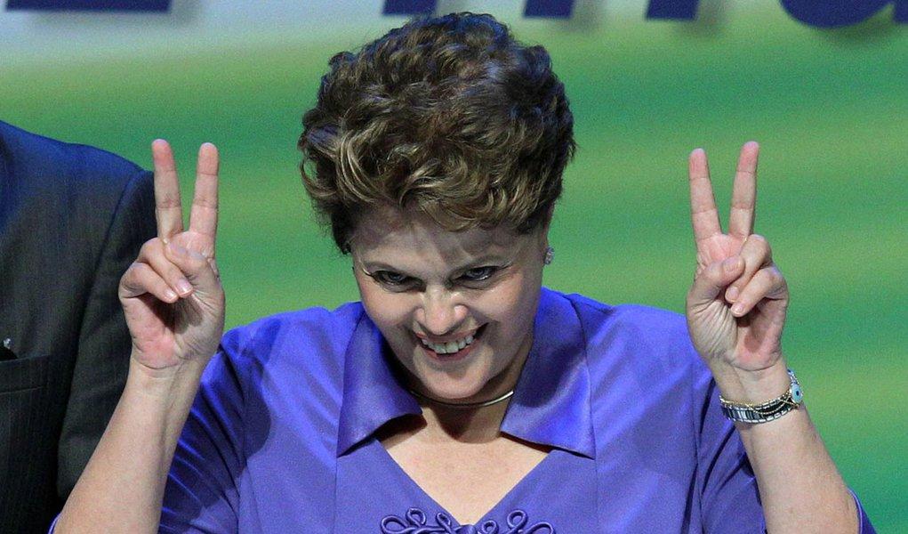 Dilma é eleita a segunda mãe mais poderosa do mundo