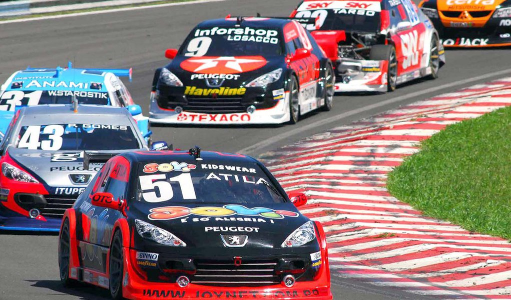 Bahia aposta em GP de Stock Car para atrair turistas