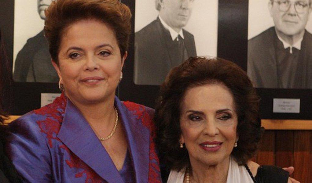 No Dia das Mães, entrará em cena a Mãe Dilma