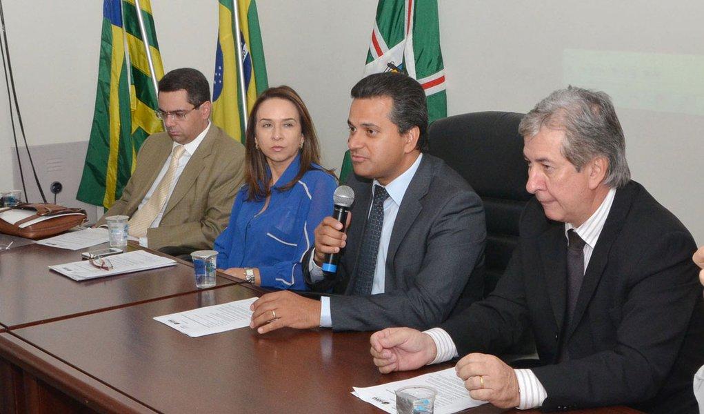 Oficina discute Zoneamento Ecológico-Econômico de Goiás