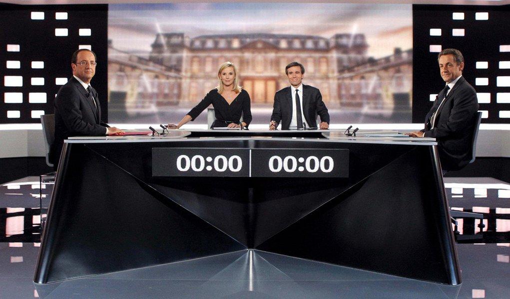 Debate na França: nenhum vencedor, um perdedor