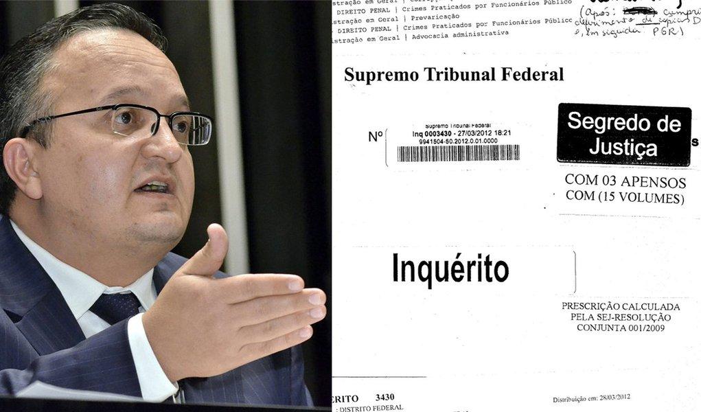 """Pedro Taques: sigilo é """"conto da Carochinha"""""""