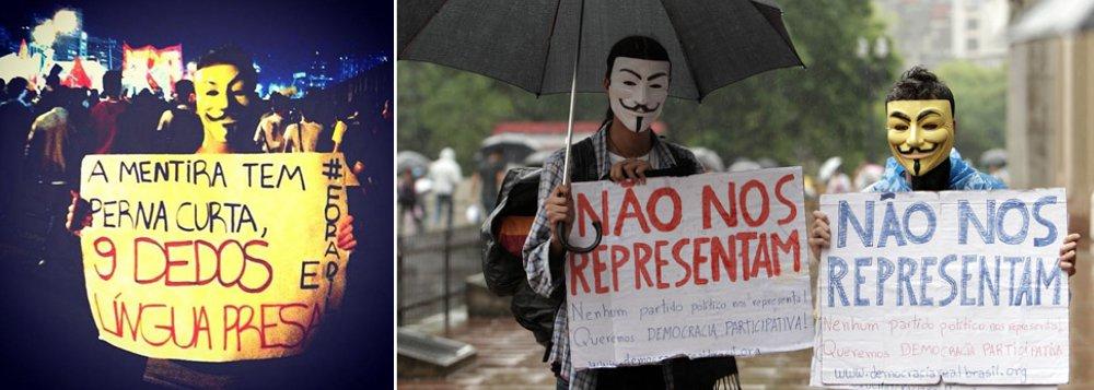 Motoryn: Anonymous é a direita mascarada