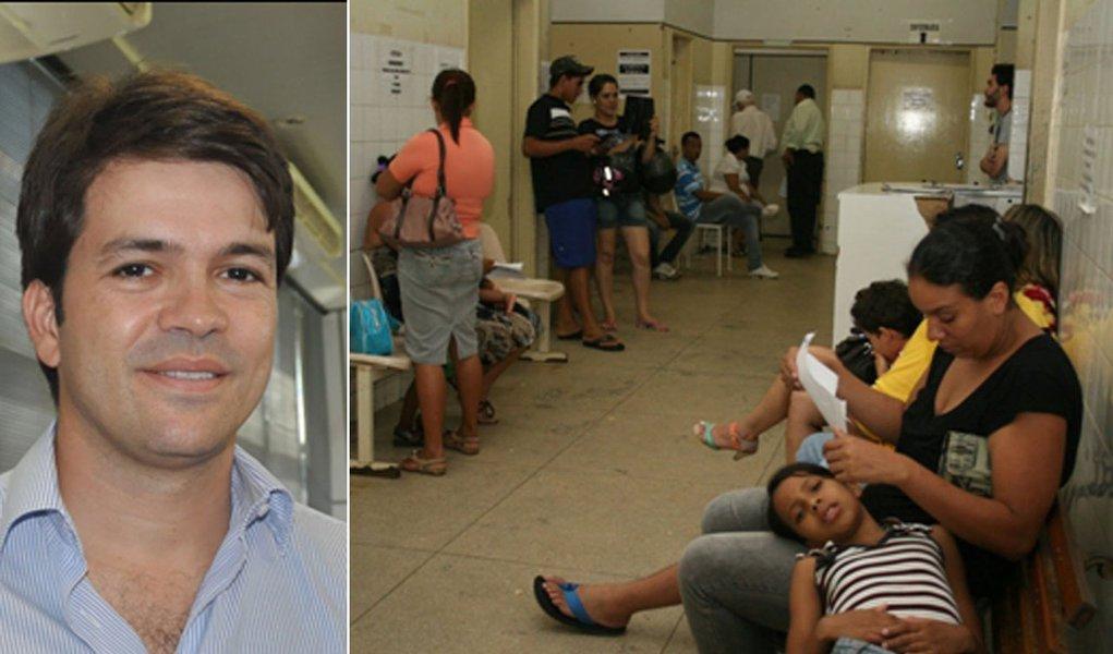 MP vai apurar falta de médicos em Goiânia