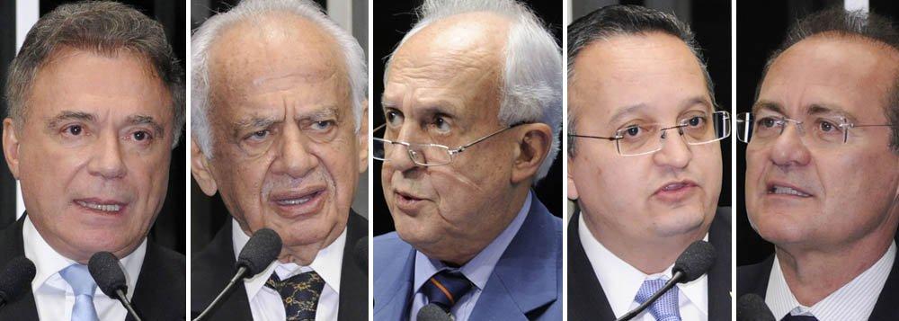 PSDB quer Simon, Jarbas ou Taques contra Renan