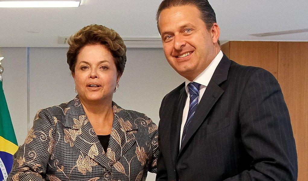 Eduardo amplia investimentos para ajudar Dilma