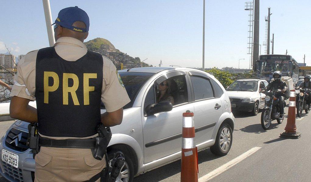 Policiais rodoviários vão parar por completo em Pernambuco