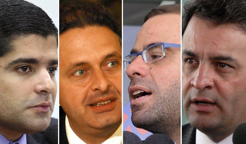 Netos atestam força do sobrenome na política