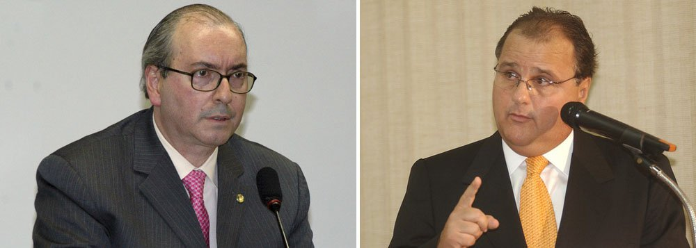 Cunha busca Geddel para liderar PMDB na Câmara