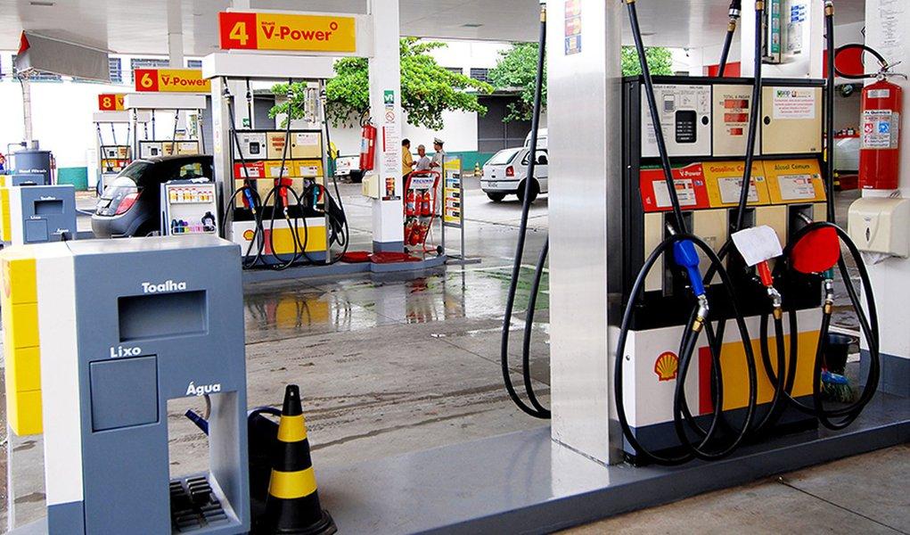 Gasolina deve sofrer aumento de 7%
