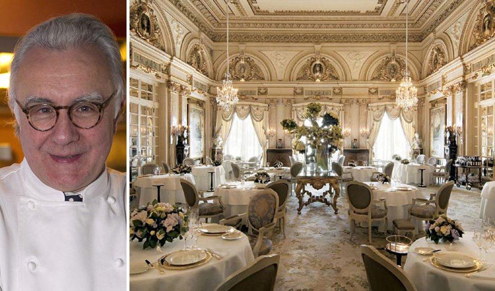 Restaurante de Cabral é o mais caro do mundo