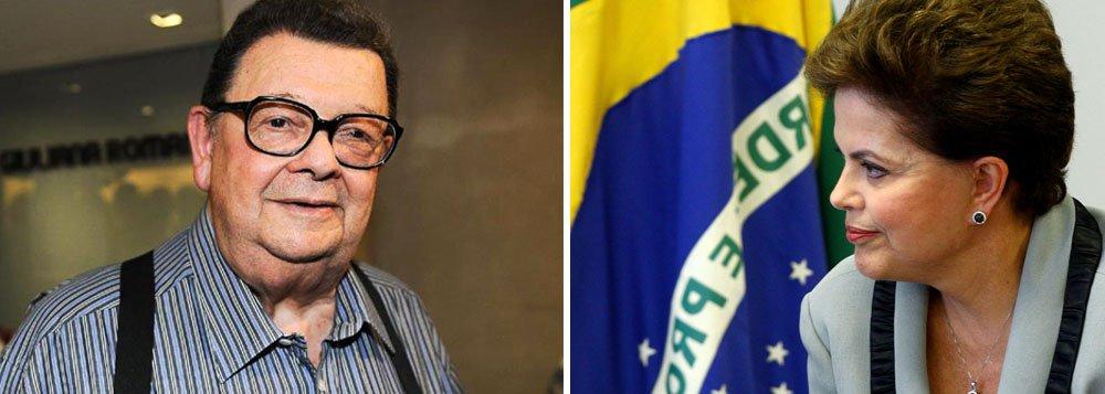 Delfim: crescimento de 2013 nas mãos de Dilma
