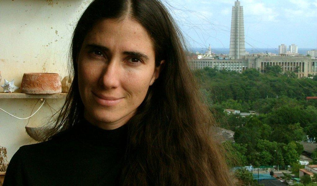 Yoani Sánchez poderá sair de Cuba em 15 dias