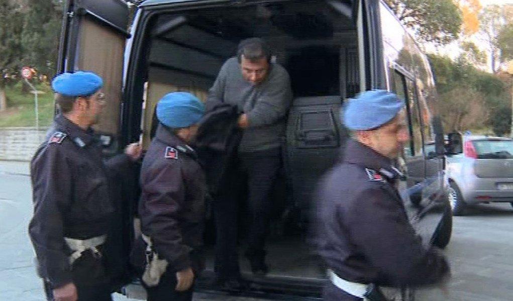 Capitão do Costa Concordia pode pegar 15 anos de prisão