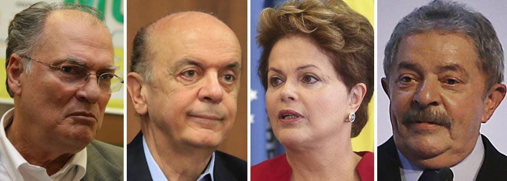 Após flertar com Serra, Freire cogita Presidência