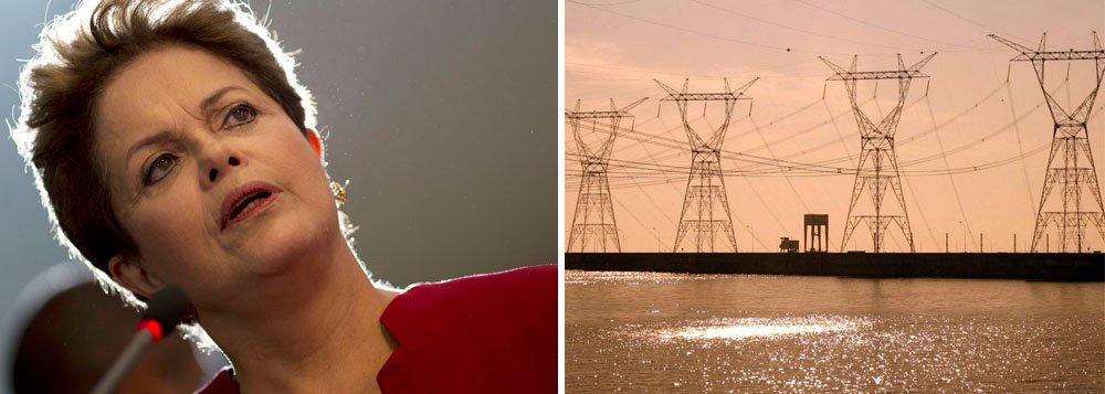 Apesar de gritaria, Dilma deixa energia mais barata