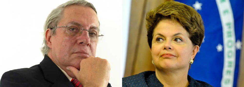 Lessa dá nota 5 ou 6 para Dilma