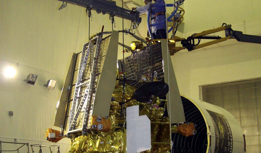 Sonda russa que iria para Marte cai no Oceano Pacífico