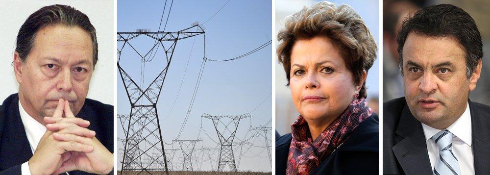 Guru de Aécio, Malan ataca economia de Dilma