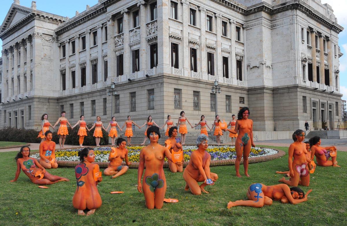 Uruguai contabiliza 200 abortos após legalização