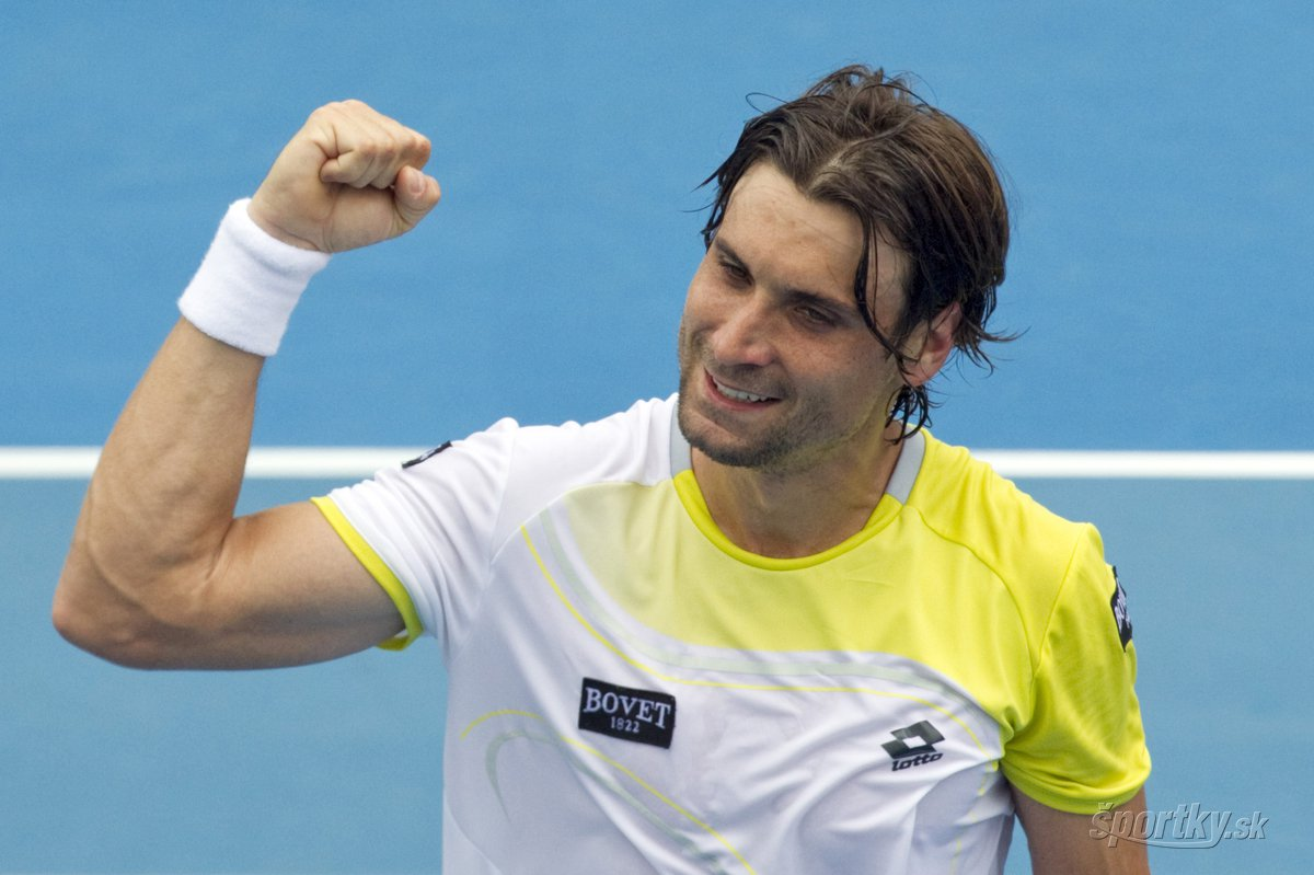 Ferrer fatura quarto título em Auckland