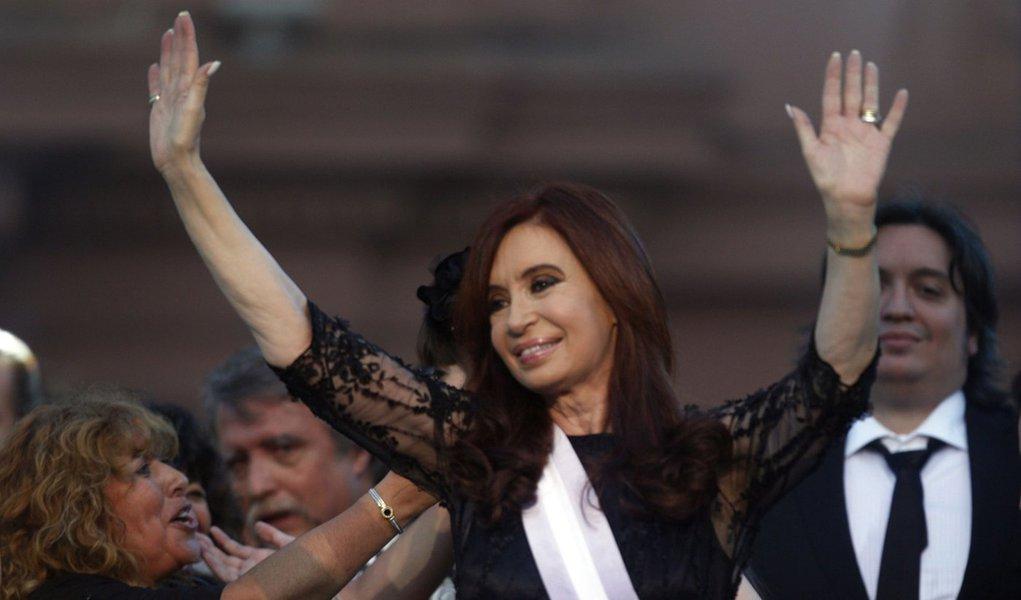 Cristina Kirchner passa bem após cirurgia