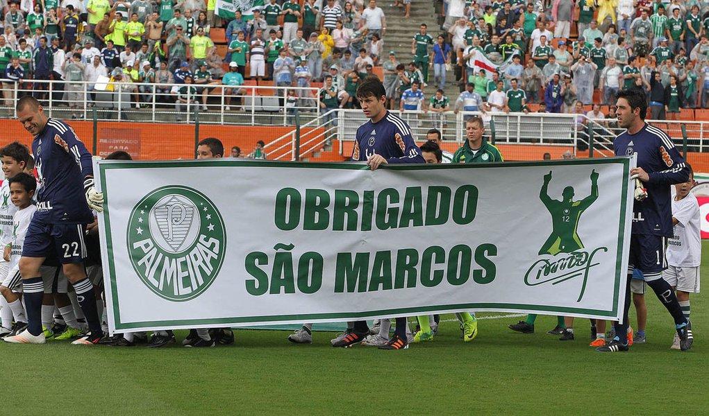 Em amistoso, Palmeiras vence Ajax por 1 a 0